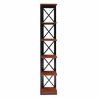 Oxford 5 Tier Corner Bookcase - 1
