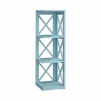 Oxford 3 Tier Corner Bookcase - 1
