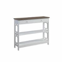 Omega 1 Drawer Console Table - 1