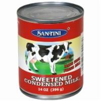 Santini Condensed Sweetened Milk