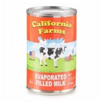 California Farms Evaporated Filled Milk