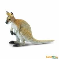 Wallaby Wildlife Figure Safari Ltd - 1 Unit