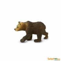 Grizzly Bear Cub North American Wildlife Safari Ltd - 1 Unit
