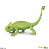 Veiled Chameleon Baby Incredible Creatures Figure Safari Ltd - 1 Unit