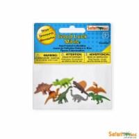 Dinosaur Fun Pack Mini Good Luck Figures Safari Ltd - 1 Unit