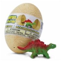 Stegosaurus Baby In An Egg Dinosaur Figure Safari Ltd - 1 Unit