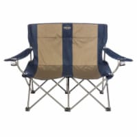 Kamp-Rite CC352 2 Person Outdoor Tailgating Camping Double Folding Lawn Chair - 1 Unit