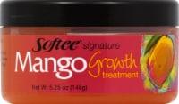 Softee Signature Mango Growth Hair Treatment - 5.25 oz