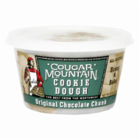 Cougar Mountain Chocolate Chunk Cookie Dough