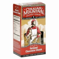 Cougar Mountain Oatmeal Chocolate Chip Cookies 8 Count