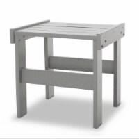Castaway Hammock Side Table Durawood 19.5x17x18