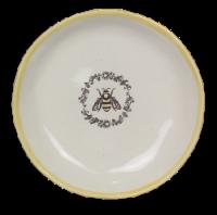 Ceramic Bee Large Serving Platter