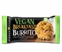 The Higher Taste Vegan Breakfast Burrito - 8 oz
