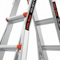 Little Giant Multipurpose Ladder,300 lb.,13 ft.,IA HAWA 15413-001 - 1