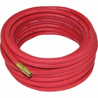 GRIP  Goodyear  25 ft. L x 1/4 in. Dia. EPDM Rubber  Air Hose  250 psi Red - Case Of: 1; - Count of: 1