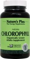 Nature's Plus  Chlorophyll - 90 Vegetarian Capsules