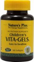 Nature's Plus Children's Vita-Gels Natural Orange Softgels 180 Count