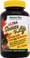 Nature's Plus Ultra Source of Life Whole Life Energy Enhancer with Lutein Tablets - 180 ct