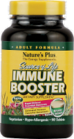 Nature's Plus Source of Life Adult Immune Booster Tablets