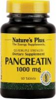 Nature's Plus  Pancreatin