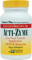 Nature's Plus Acti-zyme Activated Digestive Aid
