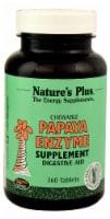 Nature's Plus Papaya Enzyme Chewable Tablets