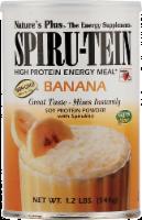 Nature's Plus Spiru-Tein High Protein Banana Shake Mix
