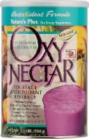 Nature's Plus  Oxy-Nectar® Ten-Stage Antioxidant Beverage   Natural Mixed Berry - 1.3 lbs