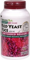 Natures Plus Herbal Actives Red Yeast Rice Supplement - 60 ct