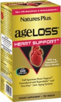 Nature's Plus Age Loss Heart Support Tablets