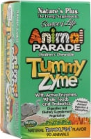 Nature's Plus  Animal Parade® Tummy Zyme™ Children's Chewable Digestive Aid