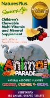 Nature's Plus Animal Parade Chewable Vitamin