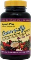Nature's Plus  Source of Life® Multi-Vitamin and Mineral Supplement No Iron
