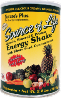 Nature's Plus Source of Life Energy Shake