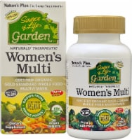 Nature's Plus Source of Life Garden Women's Multi Vegan Tablets