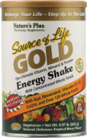Nature's Plus Source Of Life Gold Energy Shake Powder