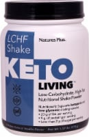 Natures Plus  Keto Living™ LCHF Shake   Vanilla - 15 Servings