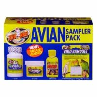 Zoo Med 097612140101 Avian Bird - Vitamins & Supplements Sampler Pack - 1