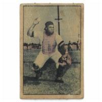 Athlon Sports CTBL-022266 Ray Noble New York Giants 1952 Berk Ross Baseball Trading Card - 1