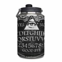 DecalGirl YOG-OUIJA Yeti Rambler 1 gal Jug Skin - Ouija - 1