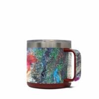 DecalGirl Y14-COSFLWR Yeti 14 oz Mug Skin - Cosmic Flower - 1