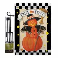 Breeze Decor BD-HO-GS-112070-IP-BO-D-US17-AM 13 x 18.5 in. Jack-O-Lantern Witch Fall Hallowee - 1