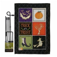 Breeze Decor BD-HO-GS-112074-IP-BO-D-US18-SB 13 x 18.5 in. Trick or Treat Collage Fall Hallow - 1