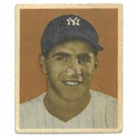 Athlon Sports CTBL-023450 Phil Rizzuto New York Yankees 1949 Bowman Baseball Card No. 98 - No - 1