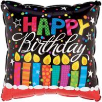 Burton + Burton Birthday Balloon