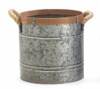 burton + BURTON Small Nested Tin Planter