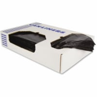Heritage Bag Company Can Liner,24x32,Blk,0.35 mil,LLDPE,PK500  H4832RK - 1