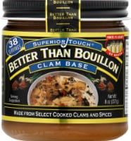 Better Than Bouillon Clam Base