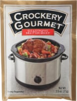 Crockery Gourmet Beef Seasoning Mix