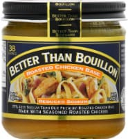 Better Than Bouillon Reduced Sodium Roasted Chicken Base